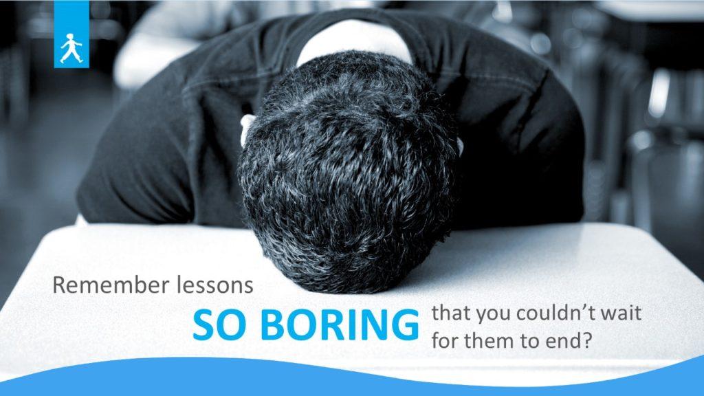 inglese noioso