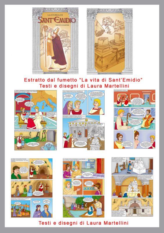 La vita di Sant'Emidio - Laura Martellini