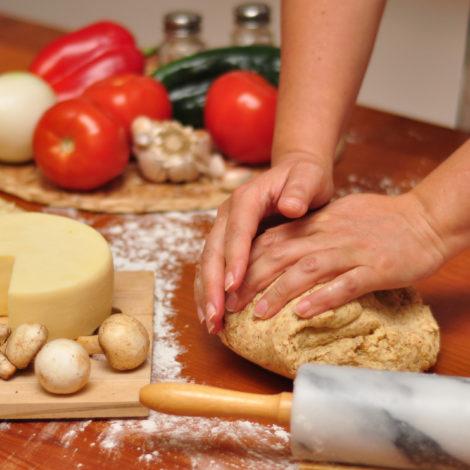 scrivere e cucinare